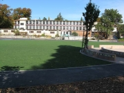 Bella Vista Elementary School new field